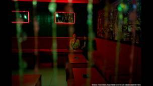 Константин Голава и Оксана Березовская в ночном гей-клубе в Самаре