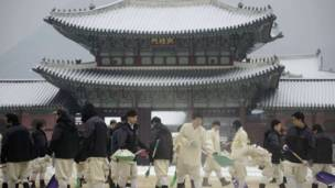 दक्षिण कोरिया, सोल