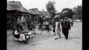 कैमरा-ए-फाओरी, अफ़ग़ानिस्तान