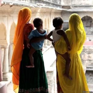 राजस्थान, रंगों की विविधता