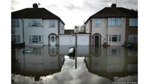 ब्रिटेन, मौसम, बाढ़