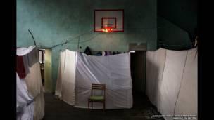 Сирийские беженцы в Софии