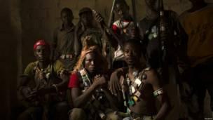 सेंट्रल अफ्रीकन रिपब्लिक में हिंसा और विस्थापन की समस्या