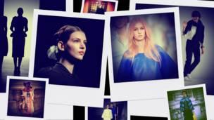 图辑:伦敦时装周 无限创意和活力