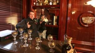 Bar di Mezhyhirya