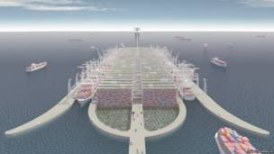 Next Generation Container Port