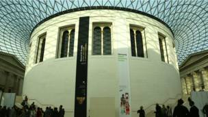 大英博物館神秘之旅