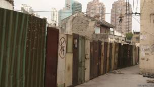 Puertas en Shanghái