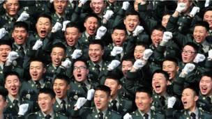 दक्षिण कोरिया, सेना