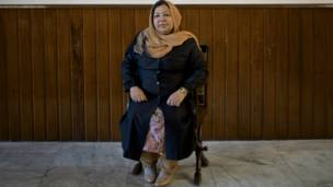 हबीबा सादात, अफ़ग़ानिस्तान की महिला सांसद
