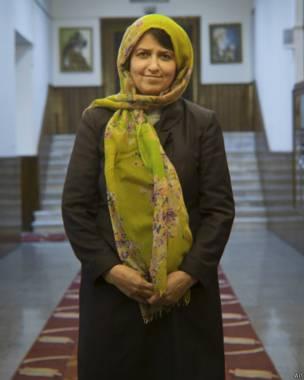रहीमा जामीरी, अफ़ग़ानिस्तान की महिला सांसद