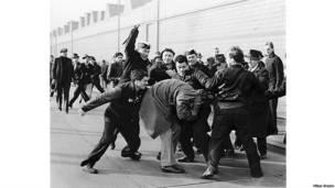 Foto premiada con el Pulitzer 1942