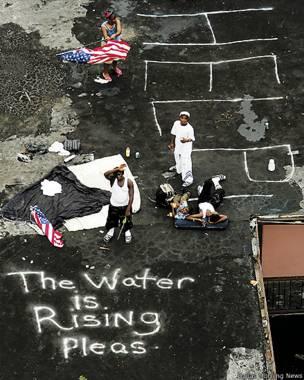 Foto premiada con el Pulitzer 2006