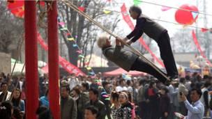 शानशी प्रांत, चीन