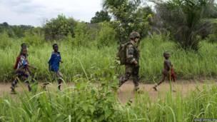 सेंट्रल अफ़्रीकन रिपब्लिक