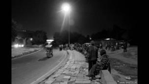 مشردون في دلهي: أرابو أحمد سلطان