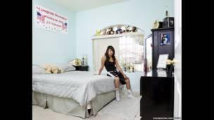 Berenice Hernandez, 19 - Las Vegas, ABD