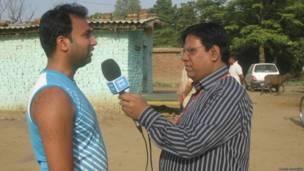 पटना में मतदान