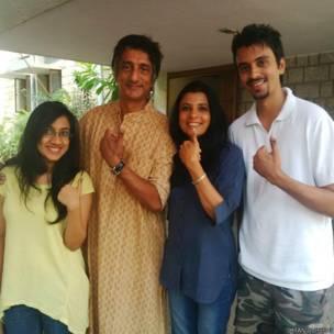बंगलौर, पहली बार मतदान करने वाले युवा