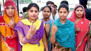 मुरादाबाद, उत्तर प्रदेश, लोकसभा के लिए मतदान