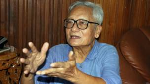 U Win Tin, NLD, Burma