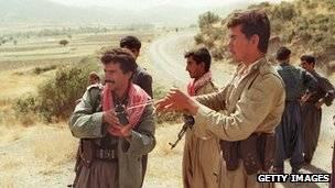 إقليم كردستان العراق: تسلسل زمني 140424181950__70032997_kurdistan_peshmerga_g