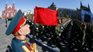 Парад Победы в Москве: демонстрация силы