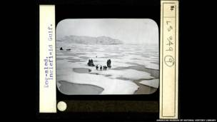 Expedición en Groelandia