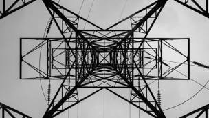 Poste eléctrico