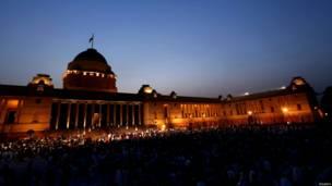मोदी का शपथ ग्रहण समारोह