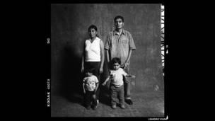Familia boliviana viviendo en Sao Paulo de Leandro Viana