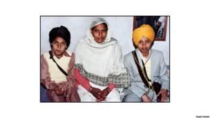 जरनैल सिंह भिंडरावाले की पत्नी प्रीतम कौर, इंदरजीत सिंह, ईशर सिंह