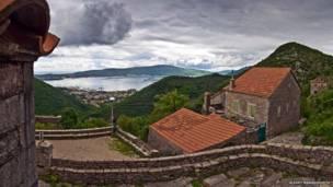 Панорама бухты