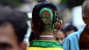 भारत में विश्व कप फ़ुटबॉल की दीवानगी