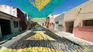 Rua Cafe Filho Natal