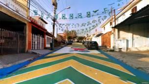 rua padre agostinho