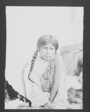 Hija del cacique Inakayal