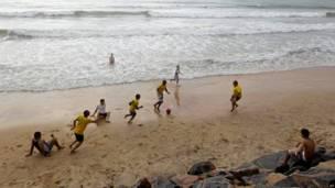 वर्ल्ड कप फ़ुटबॉल, ब्राज़ील के समर्थक