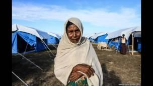 रसूल, बर्मा की शरणार्थी
