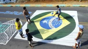 ब्राज़ील, फ़ीफ़ा फ़ुटबॉल विश्वकप