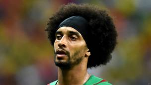 Benoit Assou-Ekotto. Getty