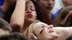 जर्मन फ़ुटबॉल प्रशंसक