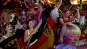 जर्मनी के प्रशंसक