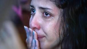 निराश ब्राज़ीली प्रशंसक