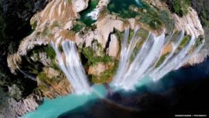 Cascada de Tamul