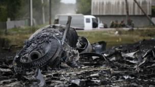 Катастрофа самолета MH17 компании Malaysia Airlines
