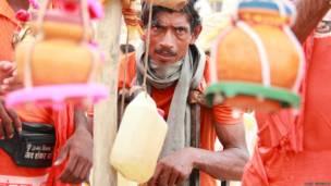 कांवड़ यात्रा, उत्तर प्रदेश