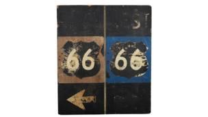 Exposición sobre la Ruta 66