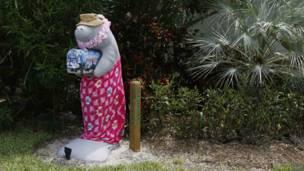 फ़्लोरिडा के लेटर बॉक्स