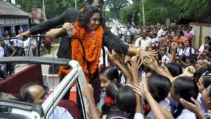 भारत, अगरतला, दीपा कर्माकर